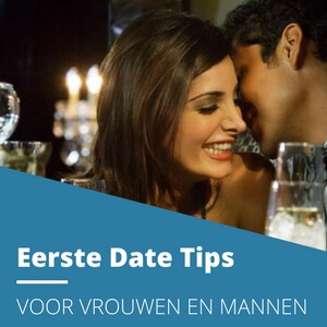 eerste date tips voor mannen